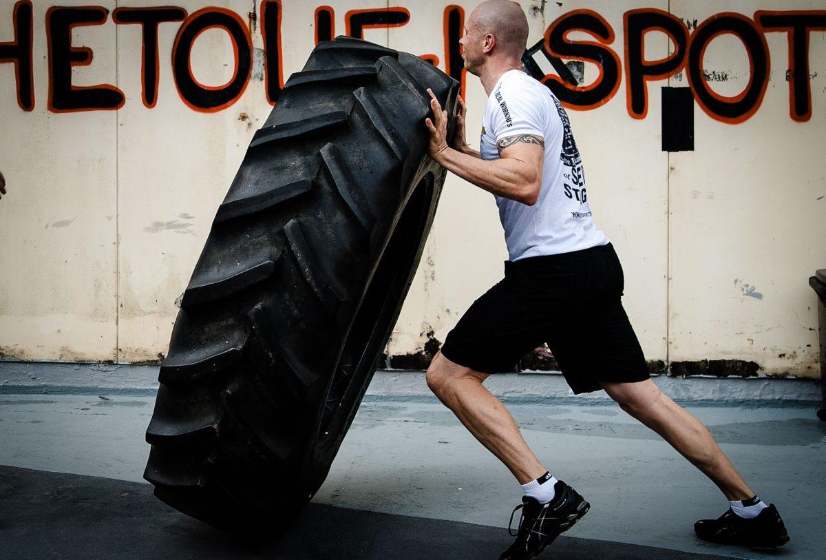 Kampfsport Ausdauertraining