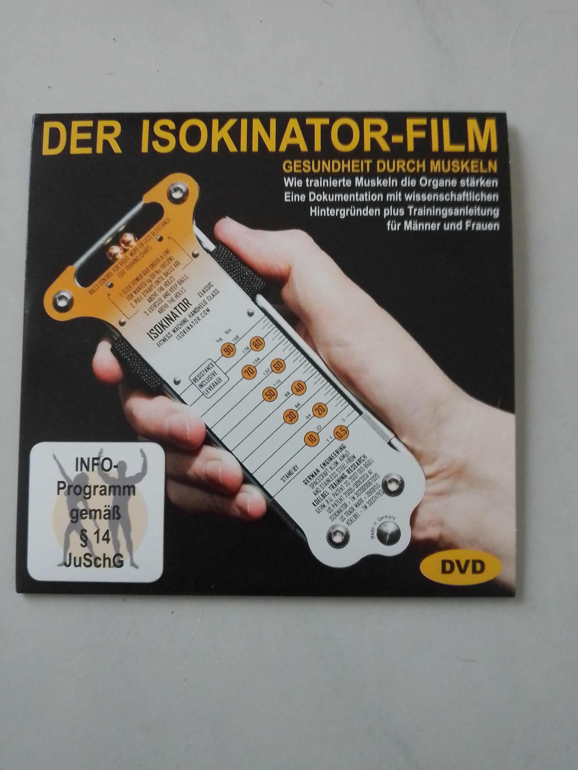 Isokinator Film