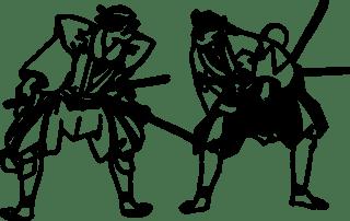 Bushido der Ehrenkodex der Samurai