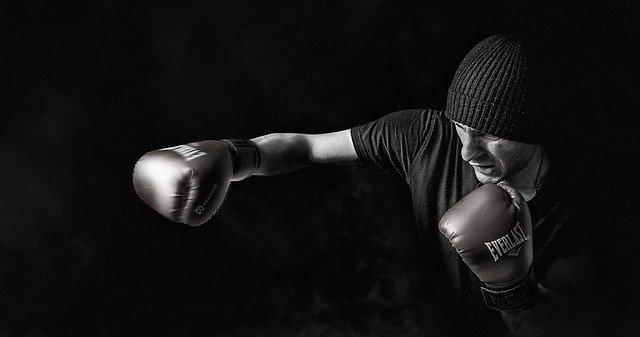 Gewicht machen im Kampfsport
