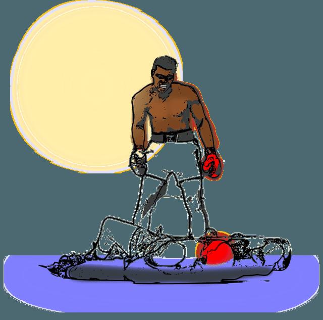 KO knock out