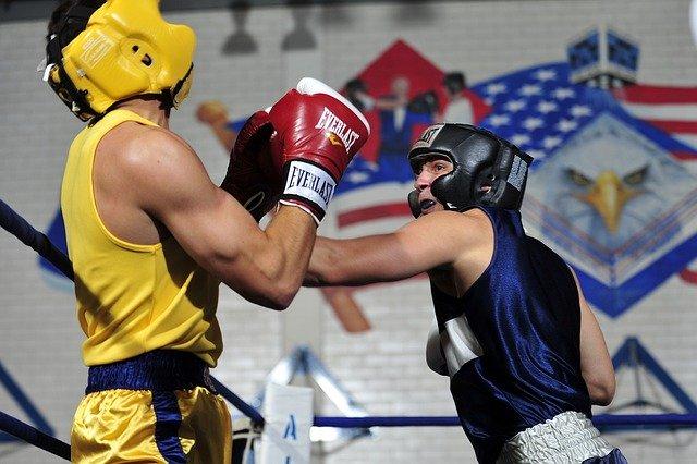 Taktik und Strategie im Boxen