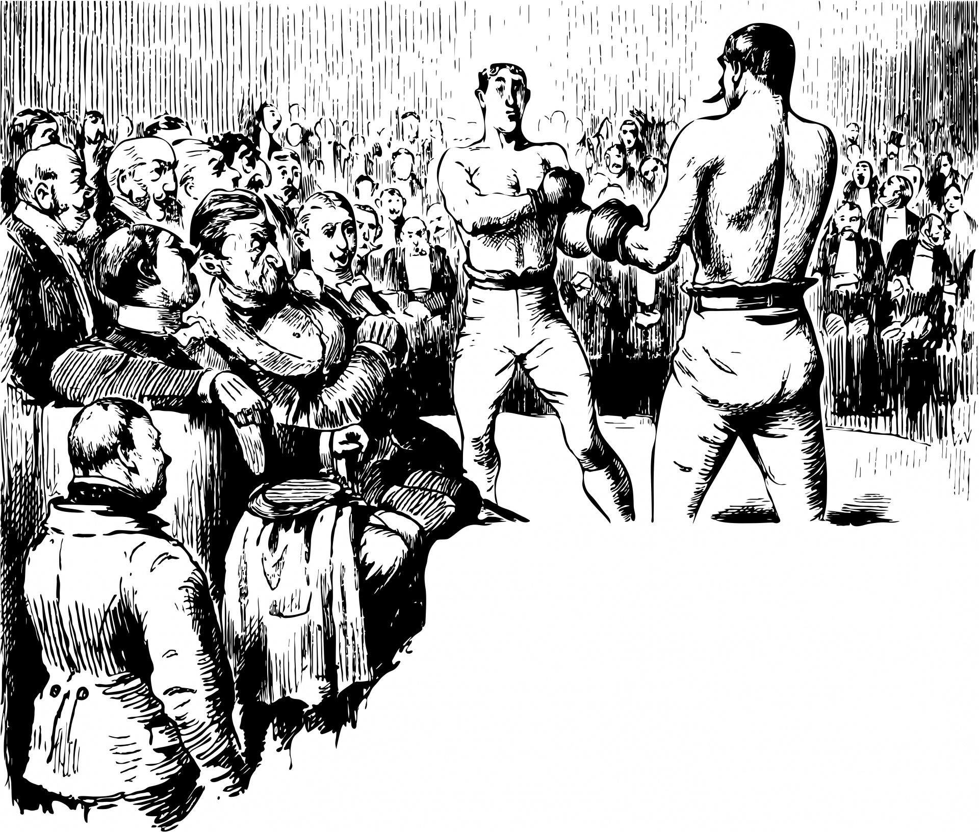 Beinarbeit im Kampfsport