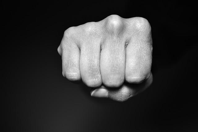 Boxen ohne Handschuhe