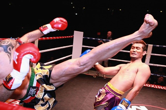 Kampfsport Reflexe trainieren