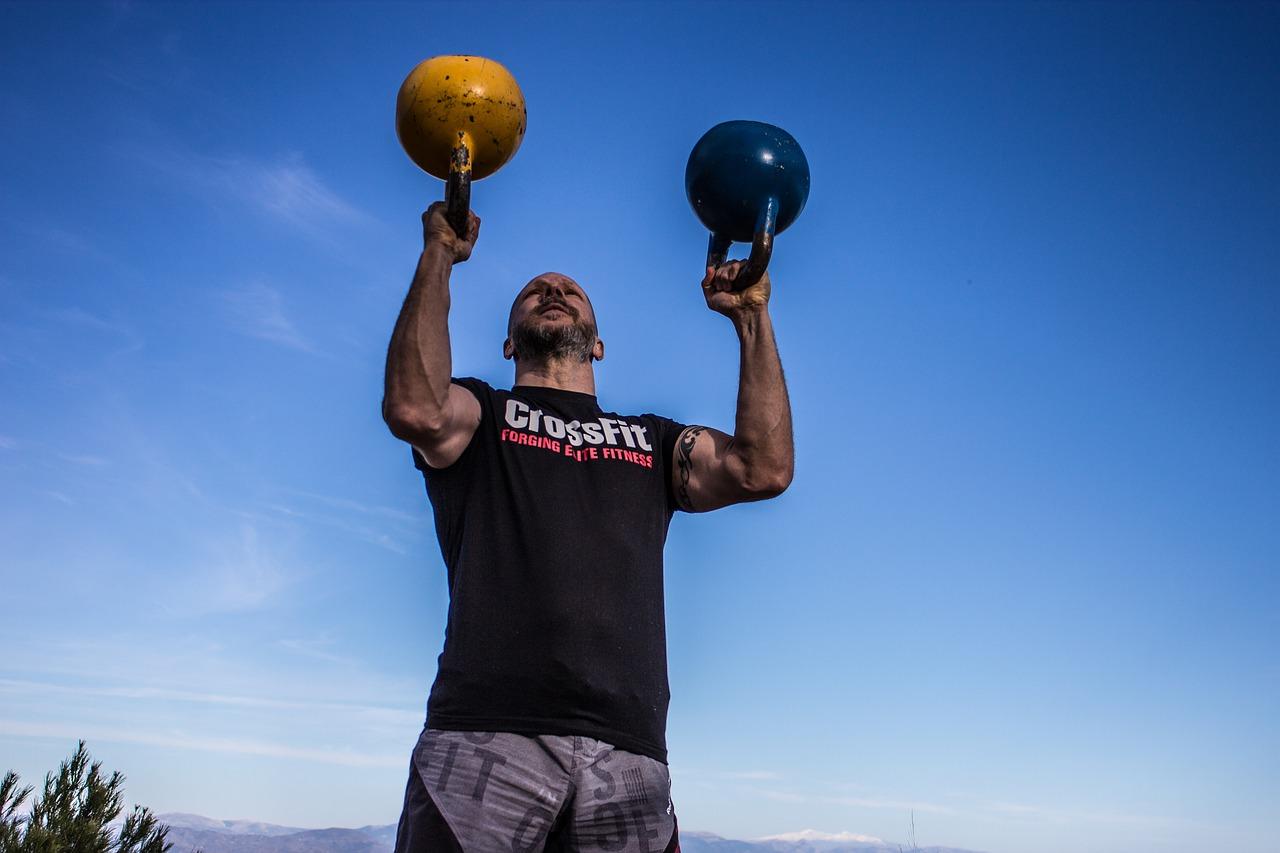 Kettlebell Training für Kampfsportler