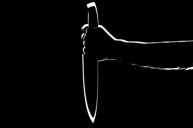 Messerangriff abwehren