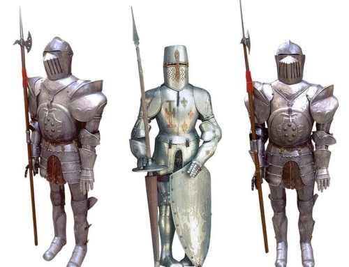 Ritterliche Tugenden – Ausbildung – Waffen