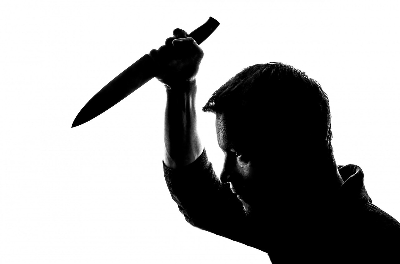 Messerangriffe das richtige Verhalten