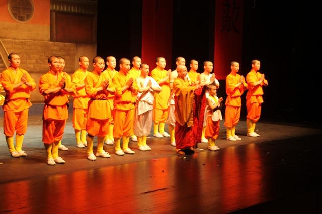 Kampfkunst der Shaolin