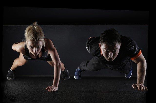 Bauchmuskeltraining für Boxer
