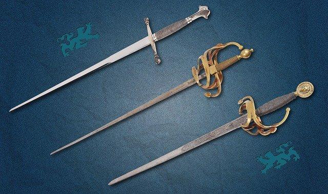 Kampfsportarten mit Waffen