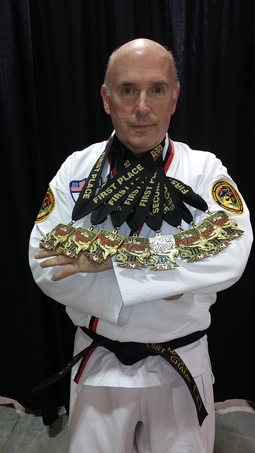 zu alt für Kampfsport