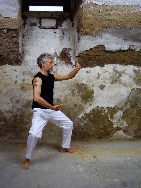 Kampfsport für Senioren